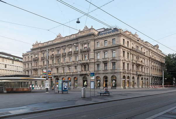 credit-suisse-headquarters-in-zurich