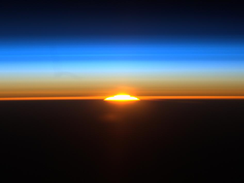 sunrise-from-iss
